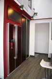 Aménagement d'une cuisine avec la réalisation de toute la partie cloisonement, integration de l électoménager peinture et pose revêtement de sol PVC 2
