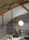 Réalisation de plafond ba13 cintré3