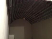 Réalisation de plafond ba13 cintré5